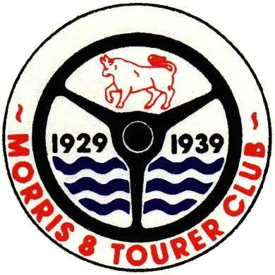 Morris Register - Morris 8 Tourer Club Logo