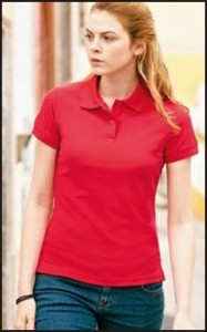 SS212 Ladies polo