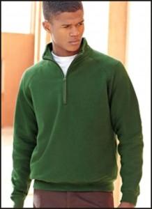 SS230 zip neck jacket