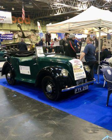 Classic Car Show NEC