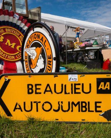 Beaulieu Autojumble