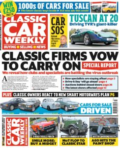 Morris Register - Classic Car Weekly