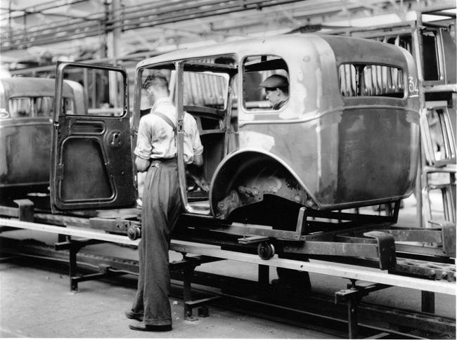 Morris Register - Pressed Steel Company