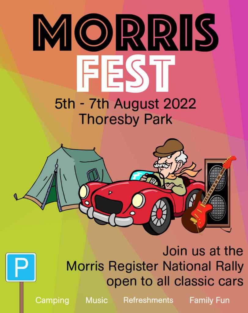 Morris Register - Morris Fest 2022